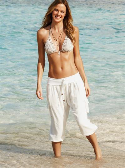Shannan Click in a bikini