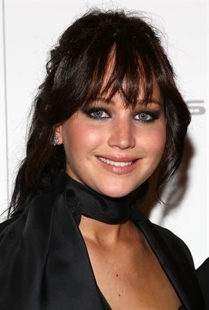 Jennifer Lawrence The Silver Linings Playbook premiere in NY 11/11/12