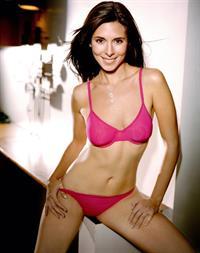 Jamie-Lynn Sigler in lingerie