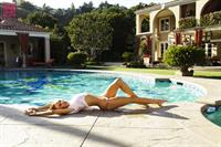 Natasha Galkina in a bikini