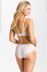 Elisandra Tomacheski in lingerie - ass