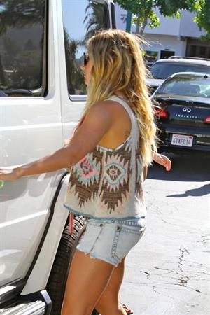 Ashley Tisdale Toluca Lake n June  23, 2012