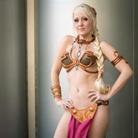 Raychul Moore in a bikini