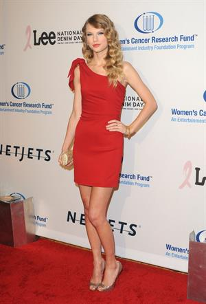 Taylor Swift 13th annual unforgettable evening benefiting eif held at beverly wilshire four seasons hotel on january 27 2010