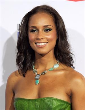 Alicia Keys Latin Grammy Awards in Las Vegas