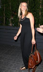 Amy Smart at Voyeur Nightclub in Hollywood on September 2, 2010