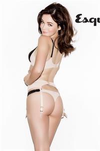 Sarah Lee Bolger in lingerie - ass