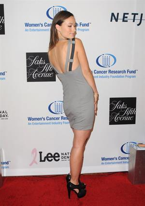 Olivia Wilde 13th annual unforgettable evening benefiting eif held at beverly wilshire four seasons hotel on january 27 2010