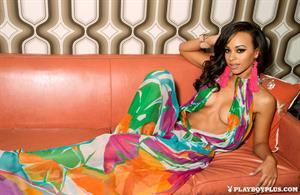 Playboy Cybergirl - Kaylia Cassandra Nude Photos & Videos at Playboy Plus! - Playmates Jun 22, 2015