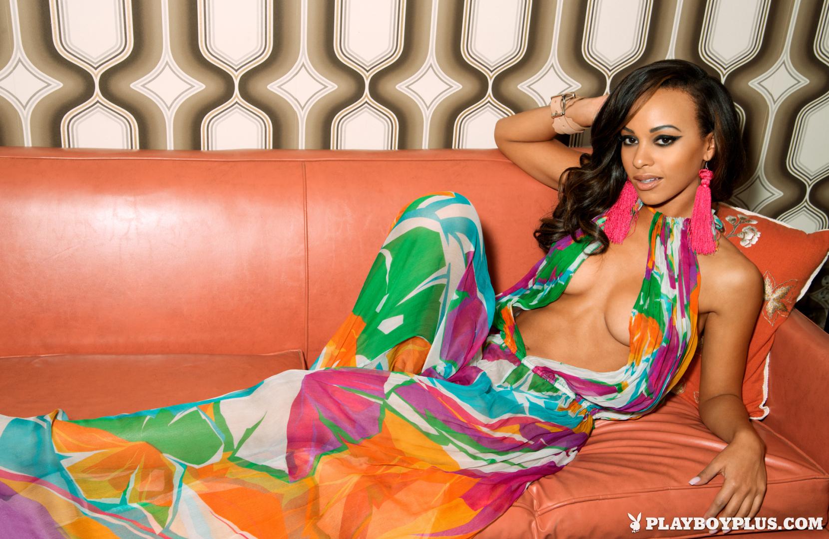 Playboy Cybergirl - Kaylia Cassandra Nude Photos & Videos at Playboy Plus! - Playmates Jun 22, 2015