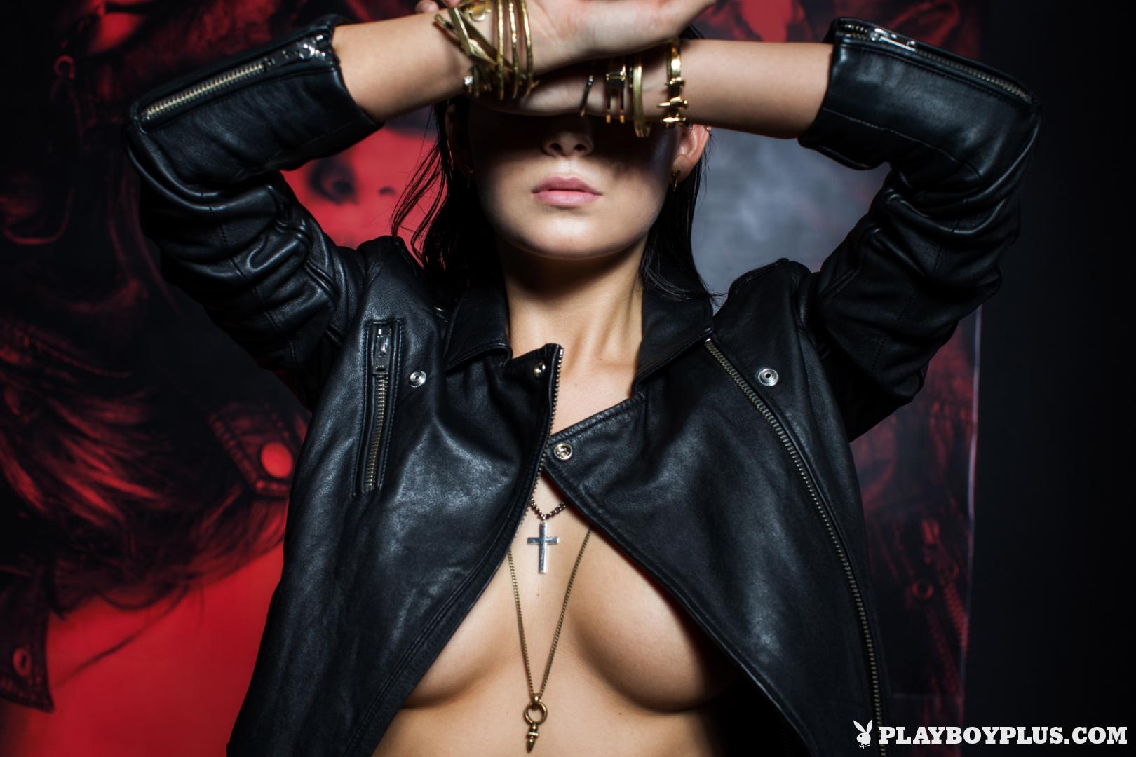 Playboy Cybergirl Alexandra Tyler Nude Photos & Videos at Playboy Plus!
