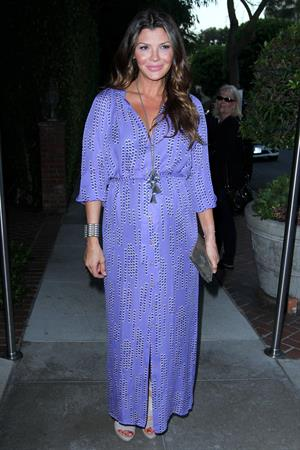 Ali Landry attends the Lia Sophia Jewelry debuts Industrielle II Collection on July 26, 2011