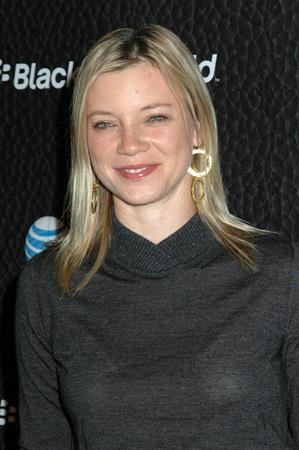 Amy Smart US launch party for new Blackberry Bold