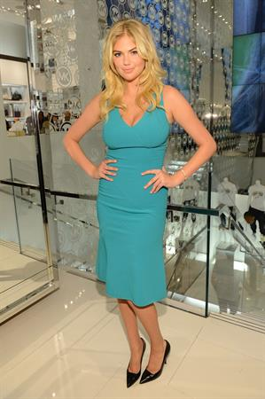 Kate Upton - Michael Kors event at Fashion's Night Out in New York on Sept 6, 2012