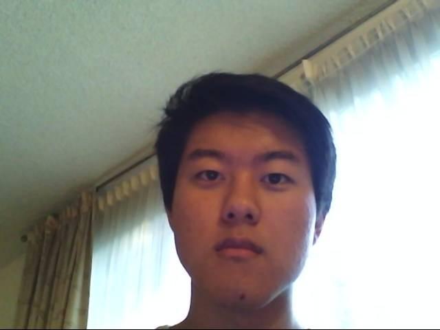 Anon taking a selfie