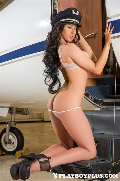Playboy Cybergirl - Sidney Sebold Nude Photos & Videos at Playboy Plus!