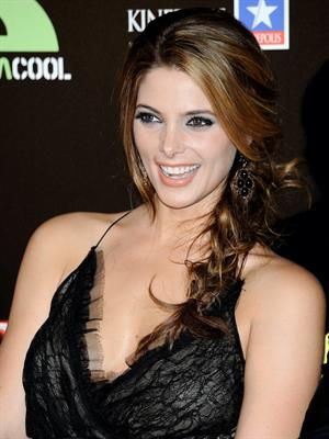 Ashley Greene premiere of the Twilight Saga Eclipse on June 28, 2010 in Madrid, Spain