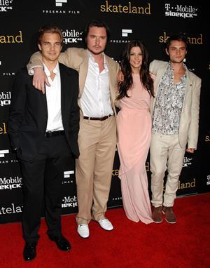 Ashley Greene Skateland Los Angeles premiere at Arclight Cinemas on May 11, 2011