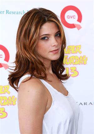Ashley Greene at Super Saturday 13 to benefit ovarian cancer research fund on July 31, 2010