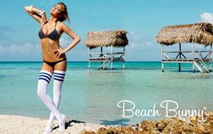 Beach Bunny Bikini Adverts