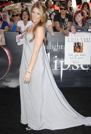 Ashley Greene Twilight Saga Eclipse Premiere on June 24, 2010