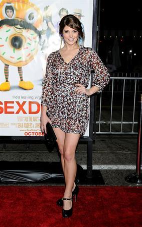 Ashley Greene Los Angeles Premiere of Sex Drive