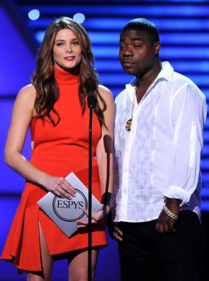 Ashley Greene ESPY Awards at Nokia Theatre LA live on July 14, 2010