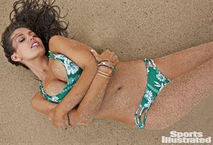 Emily Didonato Sports Illustrated Photoshoot