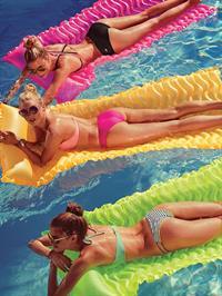 Taylor Marie Hill in a bikini - ass
