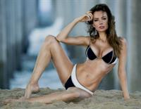 Yuliya Lasmovich in a bikini