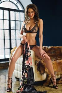 Ekaterina Surgucheva in lingerie