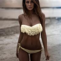 Olga Katysheva in a bikini