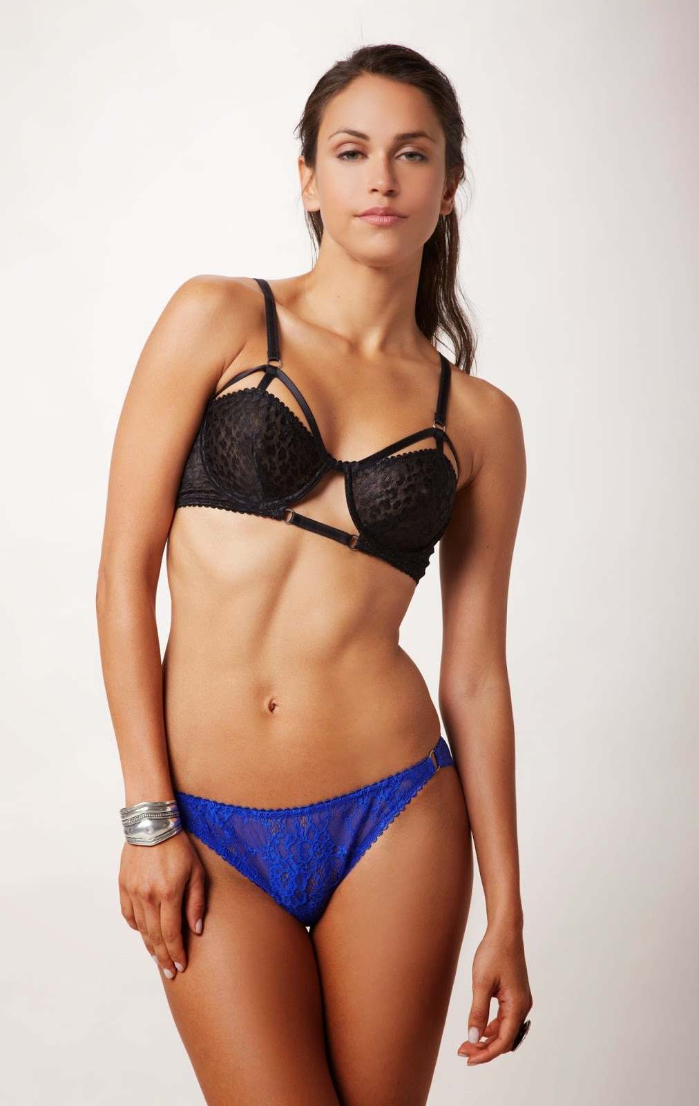 Asha Leo in a bikini