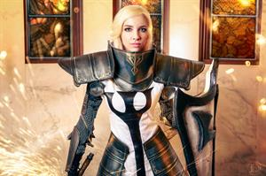Lyz Brickley - Diablo Crusader Cosplay