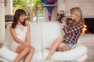 Don't Be Shy.. featuring Jenna Sativa, Kenna James | Twistys.com