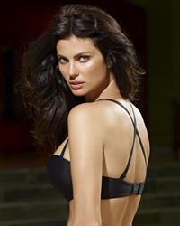 Fabiana Tambosi in lingerie