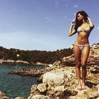 Lauren Loretta in a bikini