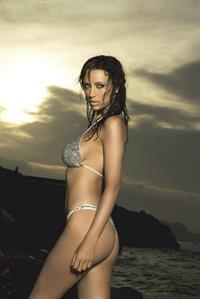 Sophie Howard in lingerie - ass