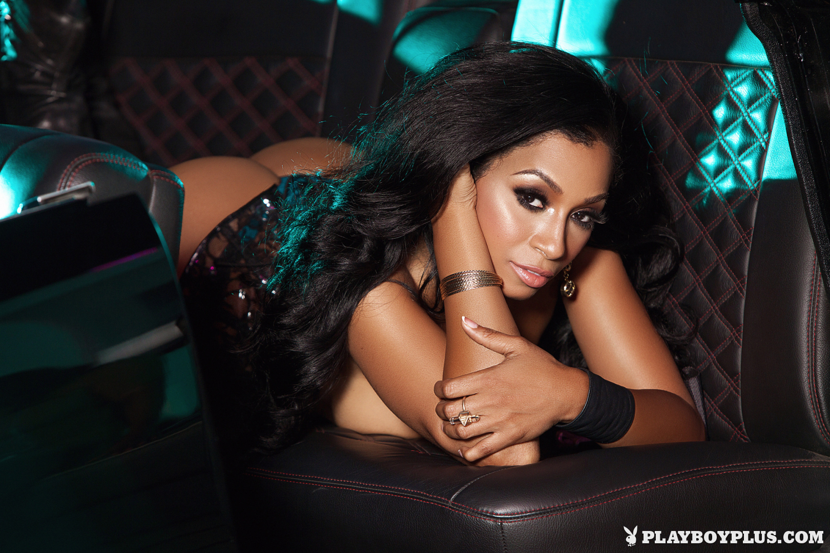 Playboy Cybergirl - Karlie Redd Nude Photos & Videos at Playboy Plus!
