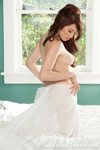 Playboy Cybergirl Caitlin McSwain Nude Photos & Videos at Playboy Plus!