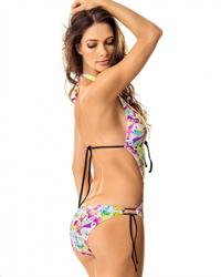 Juliana Saldarriaga in a bikini - ass