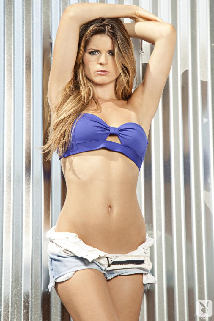 Playboy Cybergirl - Nikki Marie Nude Photos & Videos at Playboy Plus!