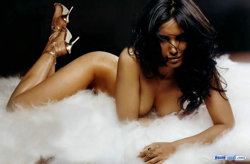 Padma laxmi nude images with feet, anal fat black