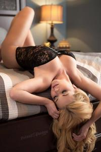 Jessi Marie in lingerie