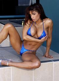 Devon Michaels in a bikini