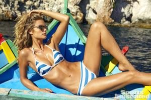 Kate Bock - Sports Illustrated Swimsuit 2016