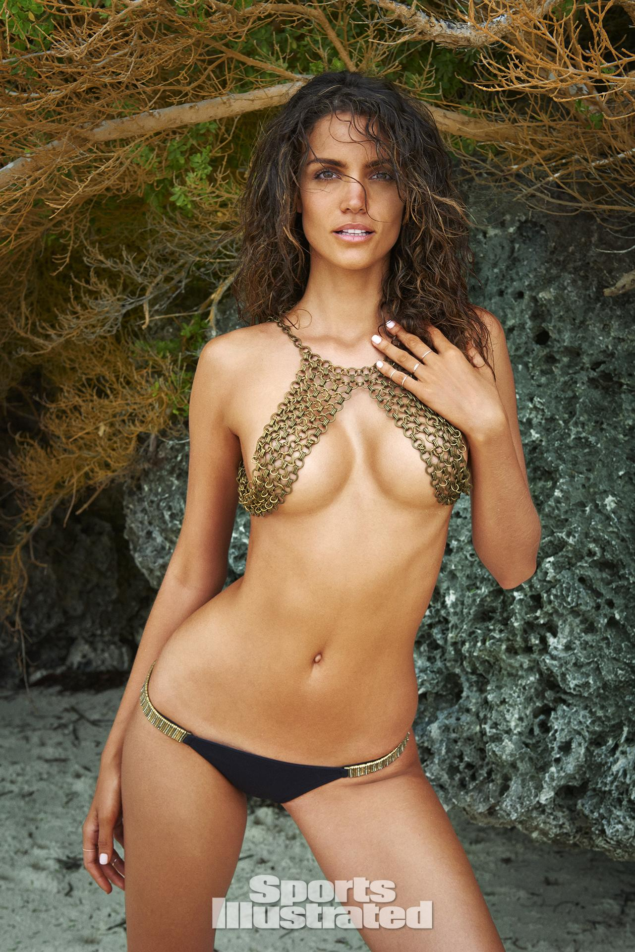 Sofia Resing - Sports Illustrated Swimsuit 2016