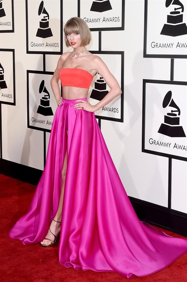 Taylor Swift 2016 Grammy Awards