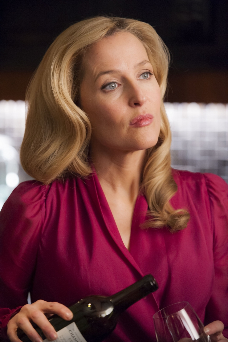 Gillian Anderson - Free Celebrity Pussy