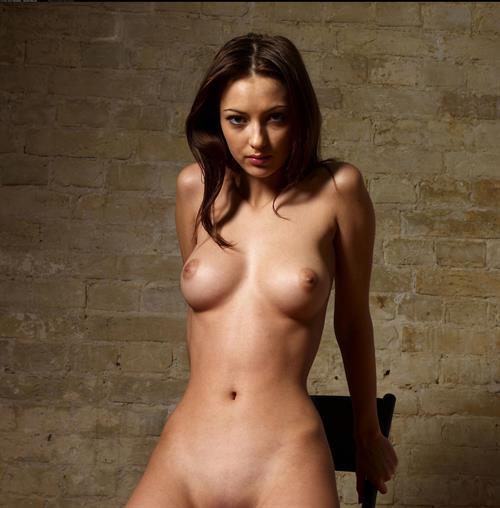 naked thin black women